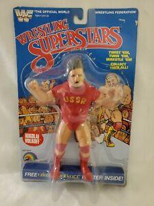 Nikolai Volkoff LJN Series 3 Wrestling Superstars WWF Figure