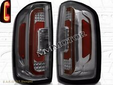 BRAND NEW 2015-2016 Chevrolet Colorado / GMC Canyon Smoke LED Tail Lights 4Door