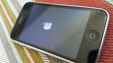 Good Condition Apple iPhone 3G - 8GB - Black (AT&T Factory Unlocked!) GSM ONLY!