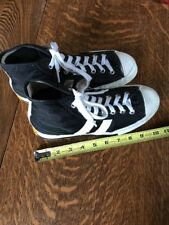 1970 SZ 9 Antique Gold Seal Rubber vintage Old Basketball Sneakers Shoes 327c2 6