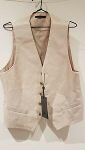Suit Vest BRAND NEW Joe Black Retail $170.00 Tagged