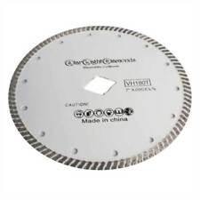 7-Inch Turbo Rim Diamond Saw Blade Circular Saw Blade For Dry And Wet Cutting