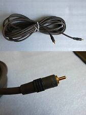 Cable Video Composite RCA 10 m - REAL CABLE AVS OR