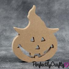 Freestanding Pumpkin Head - Halloween Craft Shapes