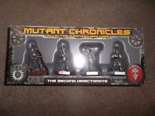Fantasy Flight Games Mutant Chronicles The Second Directorate