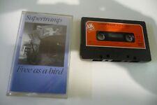 SUPERTRAMP FREE AS A BIRD K7 AUDIO TAPE CASSETTE. GERMANY PRESS. A&M.