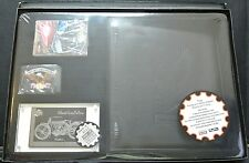 1994 HARLEY-DAVIDSON COLLECTION - Skybox Limited Edition 90 Cards Patch & Album
