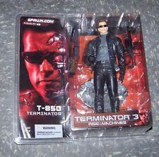 McFarlane Toys Spawn T-850 Terminator 3 Arnold Schwarzenegger Action Figure *NIB