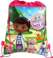 Doc McStuffins Bag Swimming Clothes Environmental Drawstring Backpacks 1PC