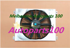 Aluminum shroud & fan for JEEP GRAND CHEROKEE WJ WG 4.7 V8 1999-2005