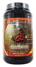 WarriorForce - Warrior Food Extreme Protein Supplement V 2.0 Vanilla Plus - 1000