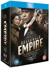 BOARDWALK EMPIRE 1-5 (2010-2014): COMPLETE TV Seasons Series - NEW BLU-RAY