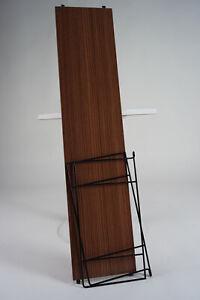 60er Bookcase Vintage String Shelf Oak Wall Shelf Danish Shelf System 3