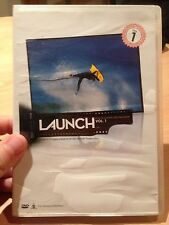 Launch Vol. 1 Bodyboarding DVD, Aus Seller, Free Postage.