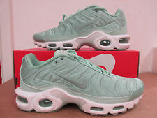 Para mujer Nike Air Max Plus se Running Entrenadores 830768 331 Zapatillas Zapato aclaramiento