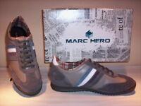 Scarpe sportive basse sneakers Marc Hero uomo casual pelle 39 40 41 42 43 44 45