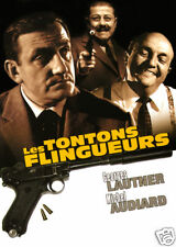 Les tontons flingueurs Lino Ventura movie poster print
