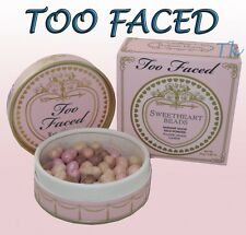 NEW TOO FACED SWEETHEART BEADS RADIANT GLOW FACE POWDER ONE SHADE FOR ALL GIFT