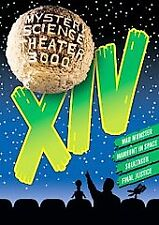 Mystery Science Theater 3000 XIV vol.14 (DVD, 4-disc) VG-18511-354-016