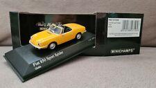FIAT 850 SPORT SPIDER 1:43 MINICHAMPS 400121232