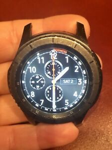 Samsung S3 Frontier Smart Watch