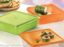 New Tupperware B2B Snack N Store, 2.9L each