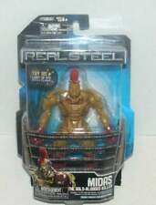 "NEW 2011 Real Steel Midas The Gold Blooded Killer 5.5 "" Action Figure"