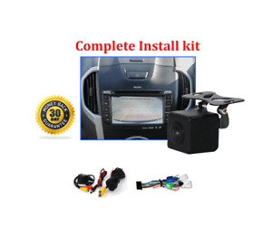 Reverse Camera Kit Integration for Isuzu Dmax Factory Screen 2012 to 2020