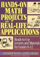Hands-On Math Projects With Real-Life Applications: Ready-To-Use Lessons and