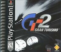 Gran Turismo 2 (Sony PlayStation 1, 1999) GREATEST HITS Version