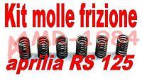 KIT MOLLE FRIZIONE RINFORZATE APRILIA RS 125 RX  SX MOTORE ROTAX 122 123 0239625