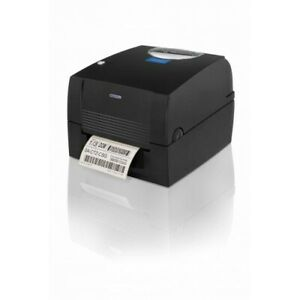 Citizen CL-S321 Desktop USB D/Thermal & T/T Label Printer Dark Grey CL-S321EGEN