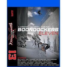 THUNDERSTRUCK 13 & BOONDOCKERS 11 Blu-Ray / 2 films on 1 blu ray
