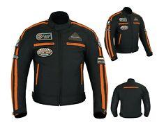 Waterproof Motorcycle Cordura Textile Jacket Motorbike CE Armour Racing Jackets