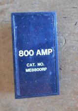 Square D ME8800RP 800a 600v rating plug element for trip unit for MicroLogic
