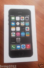 IPHONE 5S 16GB Black, condition Brand NEW, SEALED