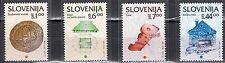 Slovenië 1993 39-42 cultureel erfgoed