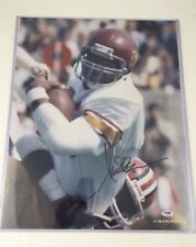 "16 x 20"" Marcus Allen USC Signed Photograph Authenticated PSA DNA"