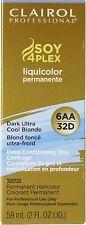 Clairol Professional Liquicolor Permanente, Dark Ultra Cool Blonde 2 oz (8 pack)