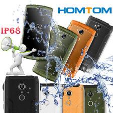 Wasserdicht Handy HOMTOM HT20 Pro ZOJI Z7 4G Smartphone 3GB+32GB Android 6.0 NEU