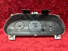 1993 - 96 Ford Escort Mercury Tracer Speedometer Cluster Assembly