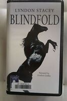Blindfold by Lyndon Stacey: Unabridged Cassette Audiobook (D4)
