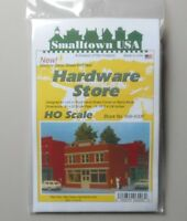HARDWARE STORE BUILDING HO 1:87 SCALE LAYOUT DIORAMA PIKESTUFF 6006