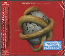 SHINEDOWN-THREAT TO SURVIVAL-JAPAN CD BONUS TRACK F45
