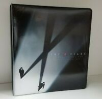 The X-Files I Want to Believe Collectible Trading Card Binder Album