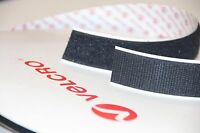 VELCRO® Brand Black STRONG Self Adhesive Stick On Tape 20 MM hook & loop tape