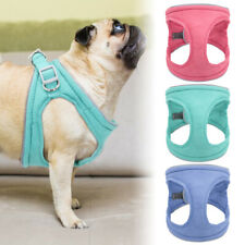 Step In Dog Harness Small Medium Reflective Adjustable Padded Walking Vest XS-L