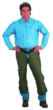 CHICAGO PROTECTIVE APPAREL 2600-36 CHAINSAW CHAPS  U.S. FOREST SERVICE SPEC.
