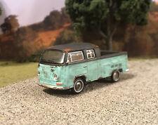 1971 Volkswagen Truck Rusty Weathered Barn Find Custom 1/64 Diecast Rust VW