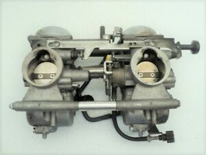 Triumph America 900 #A217 Keihin Throttle Bodies